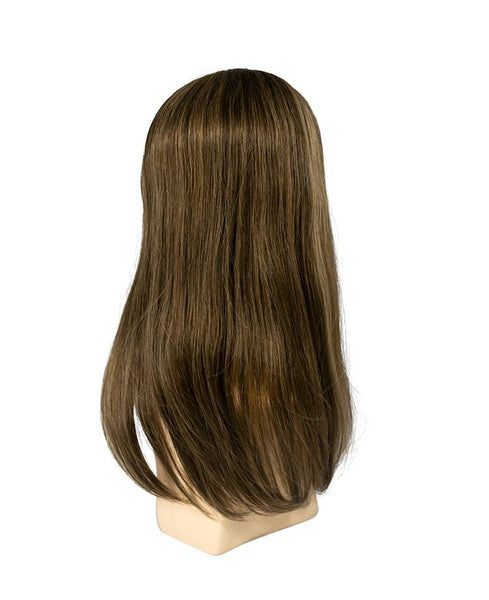 "19""Demi Human Hair Topper"