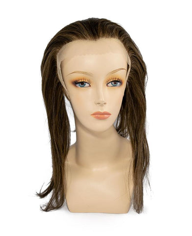 Invisible Front, Hand Tied Human Hair Piece