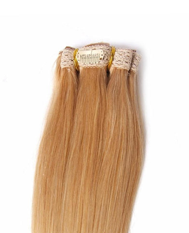 "18"" Clip-On Human Hair Extension"