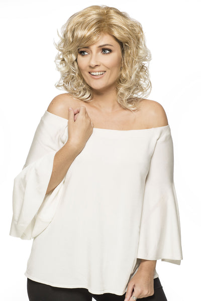 Samantha Synthetic Wig