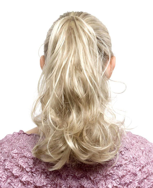 Wavy Ponytail  Synthetic Hair Piece