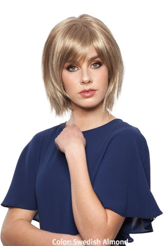 Isabella: Synthetic Wig (Medical Wig)