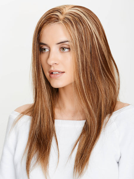 100% Remy Human Hair with French Lace Monofilament Front - coastal-wigs.myshopify.com