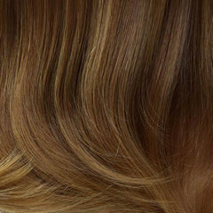 10/14T - Medium Golden Brown tipped w/Honey blonde