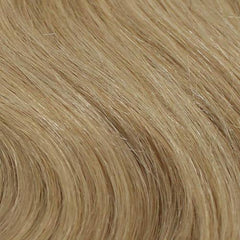 "16"" Top Blend 1/2"" Tape-tab: Hand Tied Human Hair Piece"