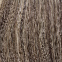 36/48 - Medium Dark Brown with Light Brown blended with 50-60% grey