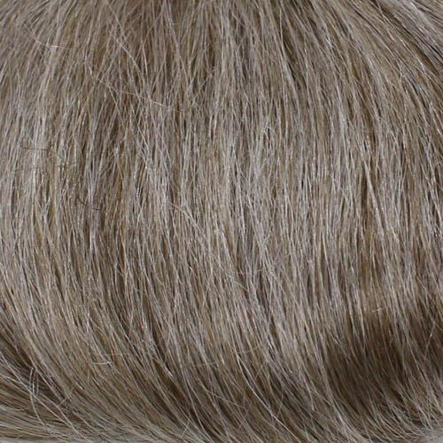 56 - Dark Brown blended with 80-90% grey