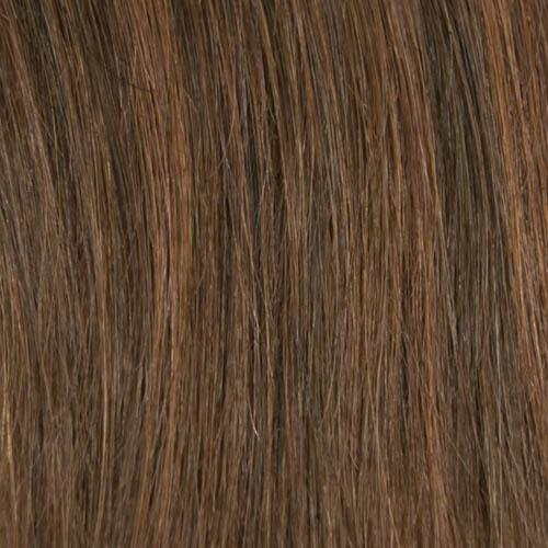 "22"" Hand-Tied Super Remy Straight Weft Human Hair Extension"