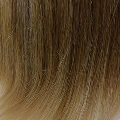 08/14T - Light Chestnut Brown tipped w/ Honey Blonde