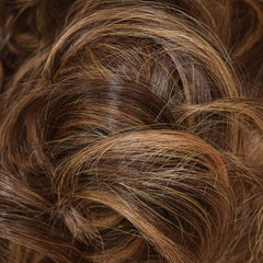 Pine Cone - Medium Brown with Golden Copper Highlights