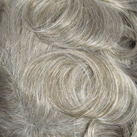 "8"" X 9"" Men's Human Hair Toupet"