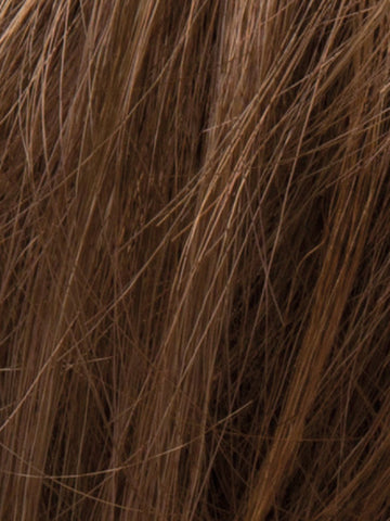 MOCCA ROOTED 830.12.27 | Medium Brown, Light Brown, and Light Auburn Blend with Dark Roots