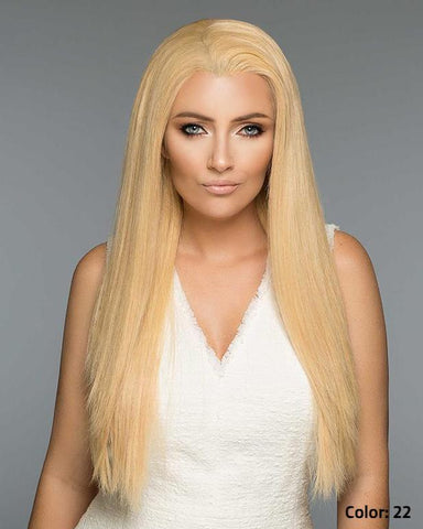 117P Christina Petite- Hand Tied Full Lace Wig - Human Hair Wig