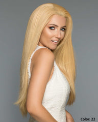 117 Christina - Hand Tied Full Lace Wig - 22 - Human Hair Wig