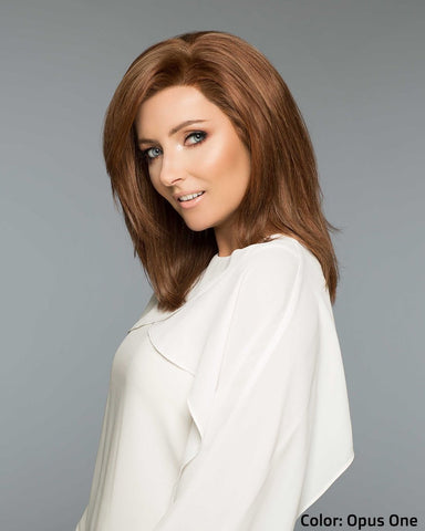 119 Hillery - Hand Tied Full Lace Wig - Opus One - Human Hair Wig