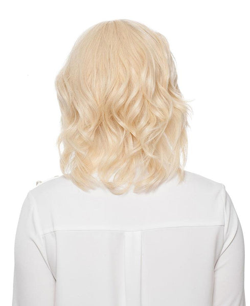 122 Tiffany - Hand Tied French Top Wig - Human Hair Wig