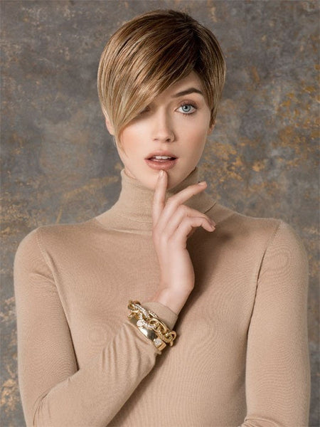 Ellen Wille | Hair Power | Disc in Dark-Sand-Rooted