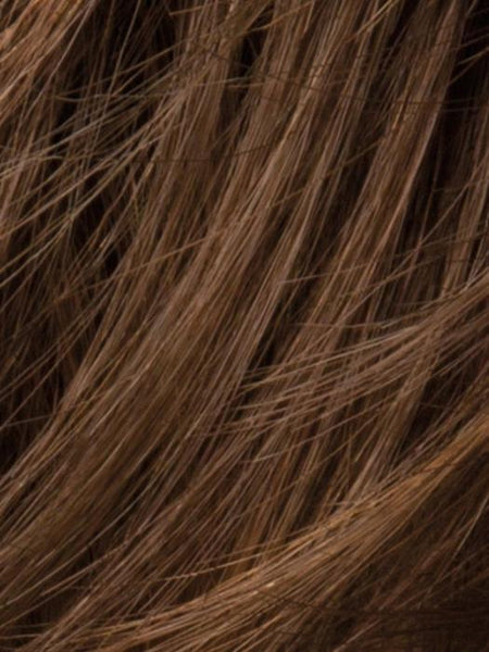 CHOCOLATE-MIX 6.83 | Medium to Dark Brown base with Light Reddish Brown highlights