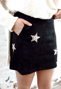 Starstuck Suede in Black