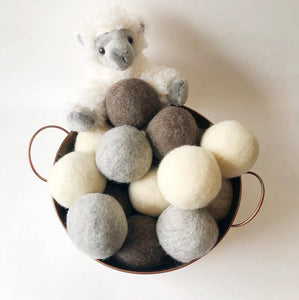 Moss Creek Wool Works Dryer Balls - BULK