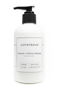 Lovefresh Hand & Body Lotion
