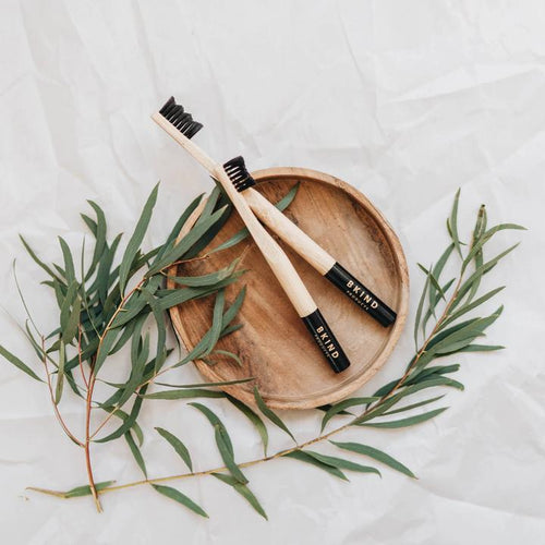 BKIND Bamboo Toothbrush