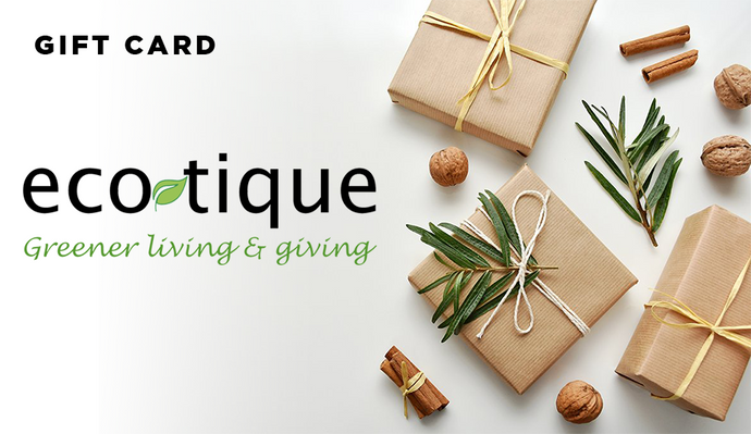 Ecotique Gift Card