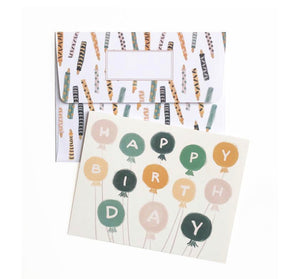 Artistry Card - Birthday
