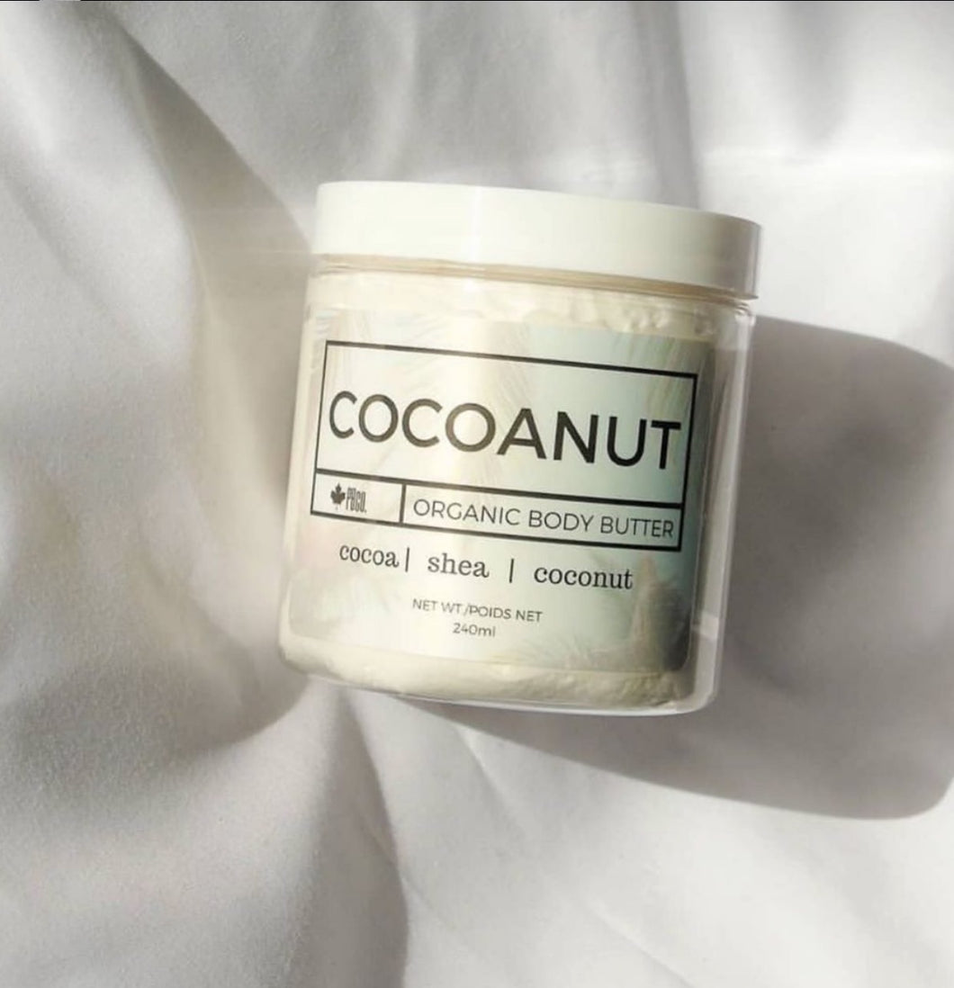 Parkdale Butter CocoaNut Organic Body Butter
