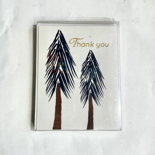 Artistry Thank You Card Set