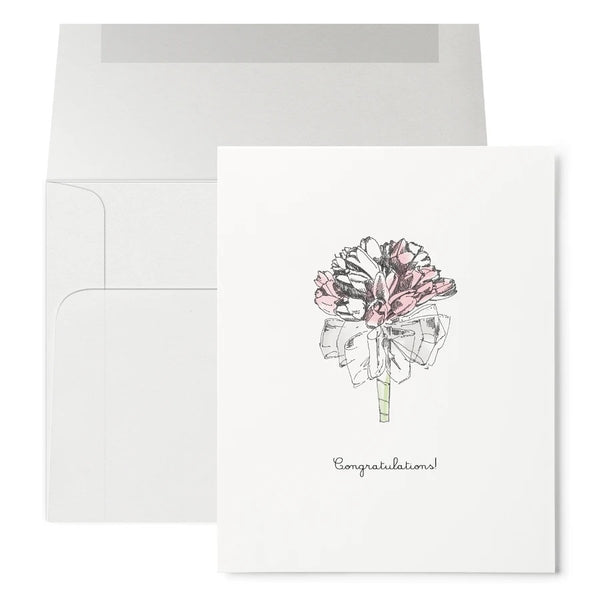 Petits Mots Card - Congratulations/ Wedding/ New baby