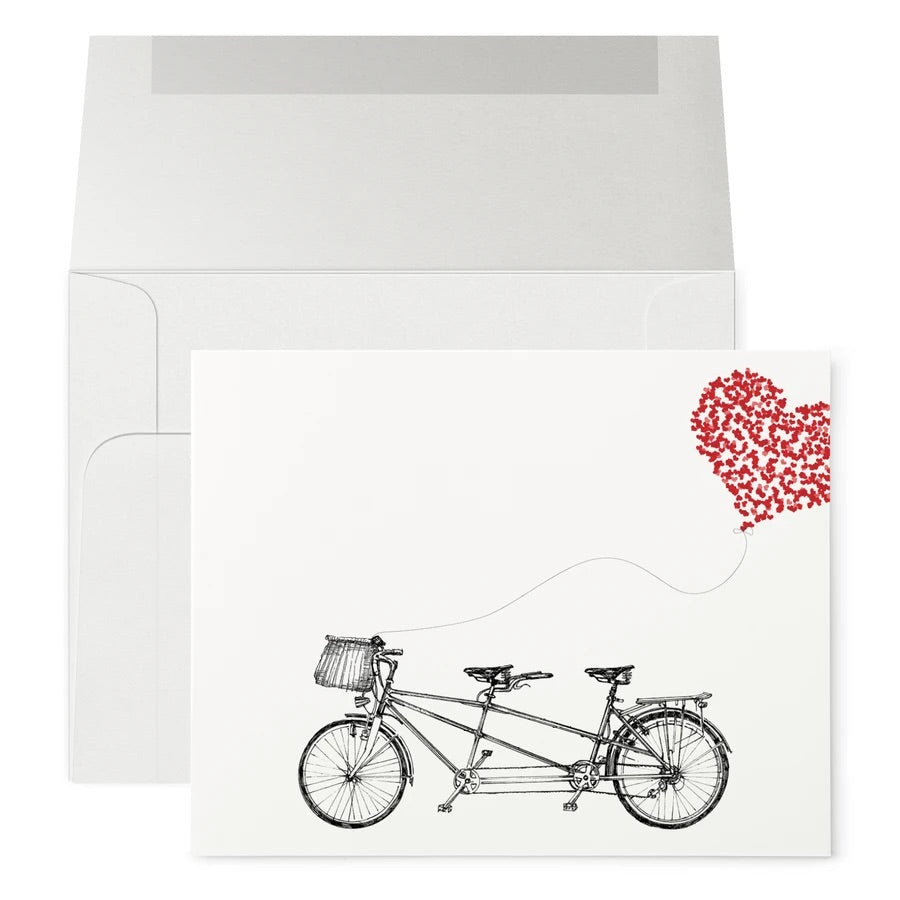 Petits Mots Card - Love/Anniversary/Wedding