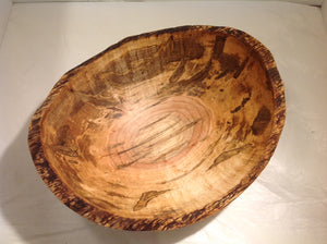 Matthew Studios Hand Turned Bowls - Red Maple