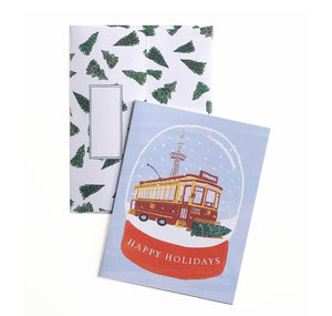 Artistry card - holiday