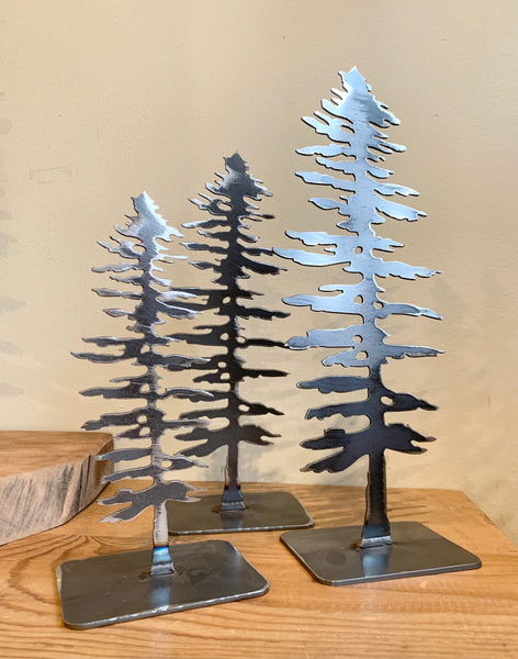 Reclaimed Metal Sculptures