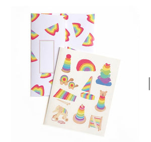 Artistry Card - Child's Birthday