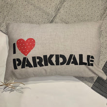 I ❤️ Parkdale Pillow