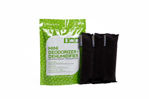EverBamboo Mini Deodorizer+Dehumidifier