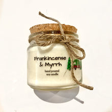5oz Apothecary Soy Wax Candle