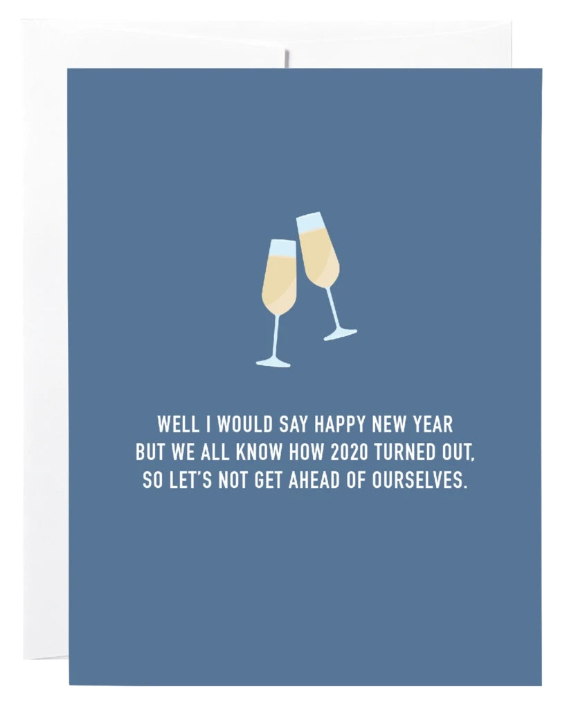 Classy Cards - New Year