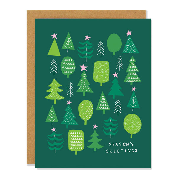Badger and Burke Card - Seasons Greetings