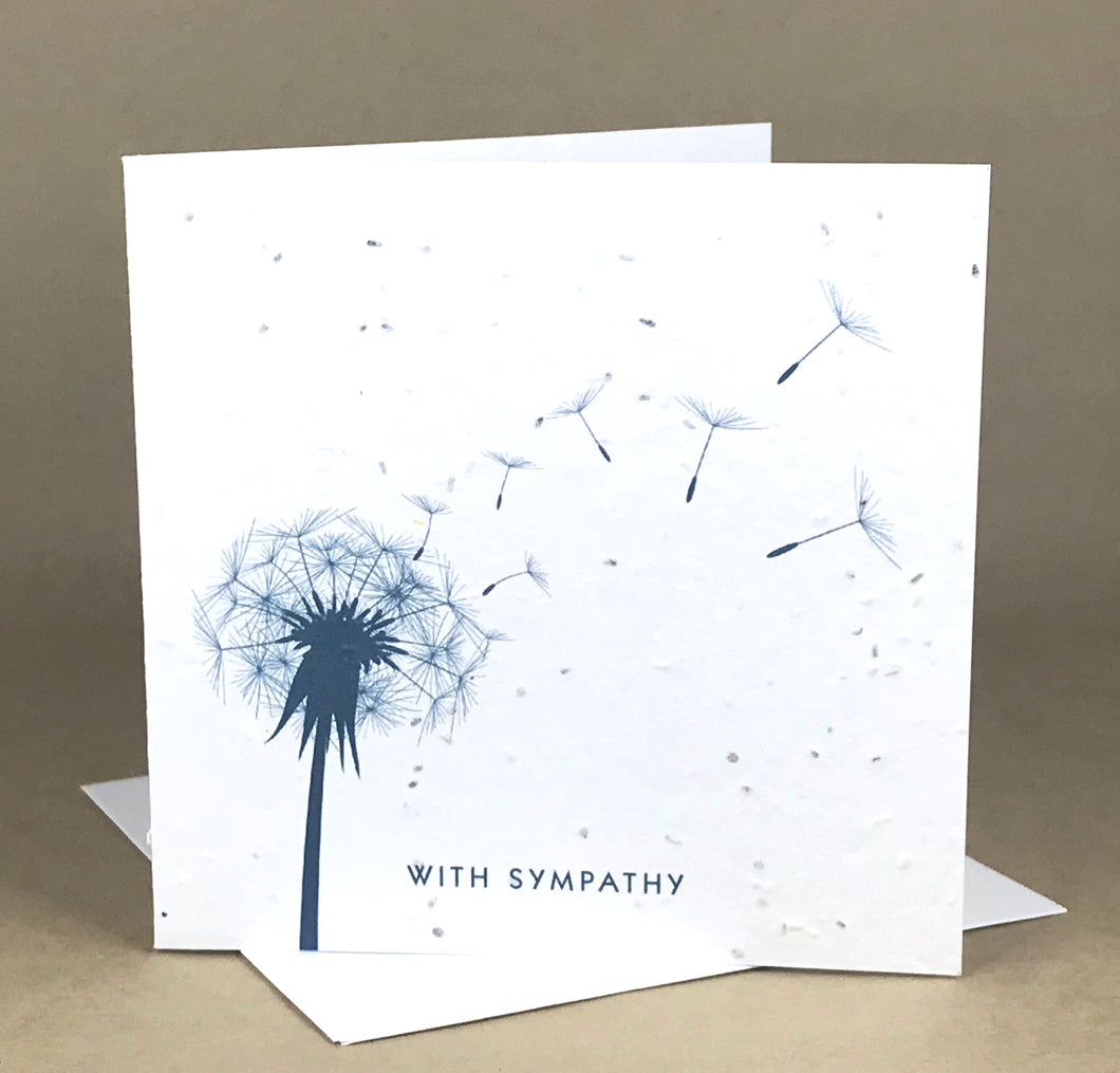 Okku Plantable Cards - Sympathy