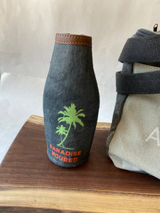 Recycled Canvas Koozie