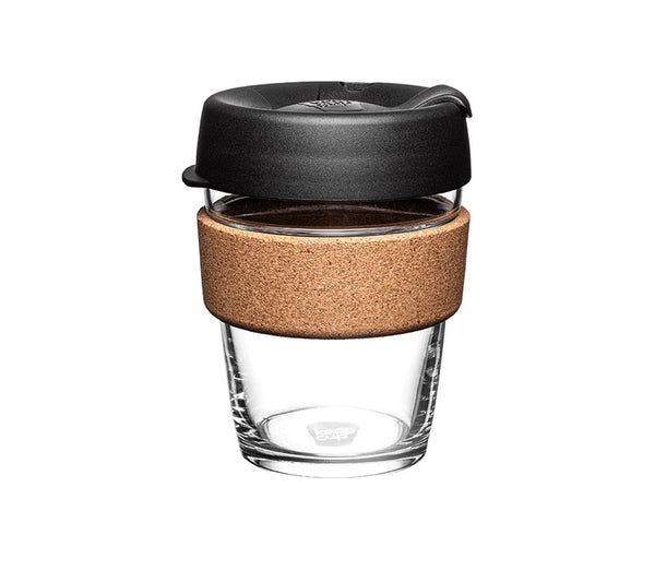 KeepCup Glass Brew Cork 12oz