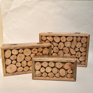 Handmade Mango Wood Boxes