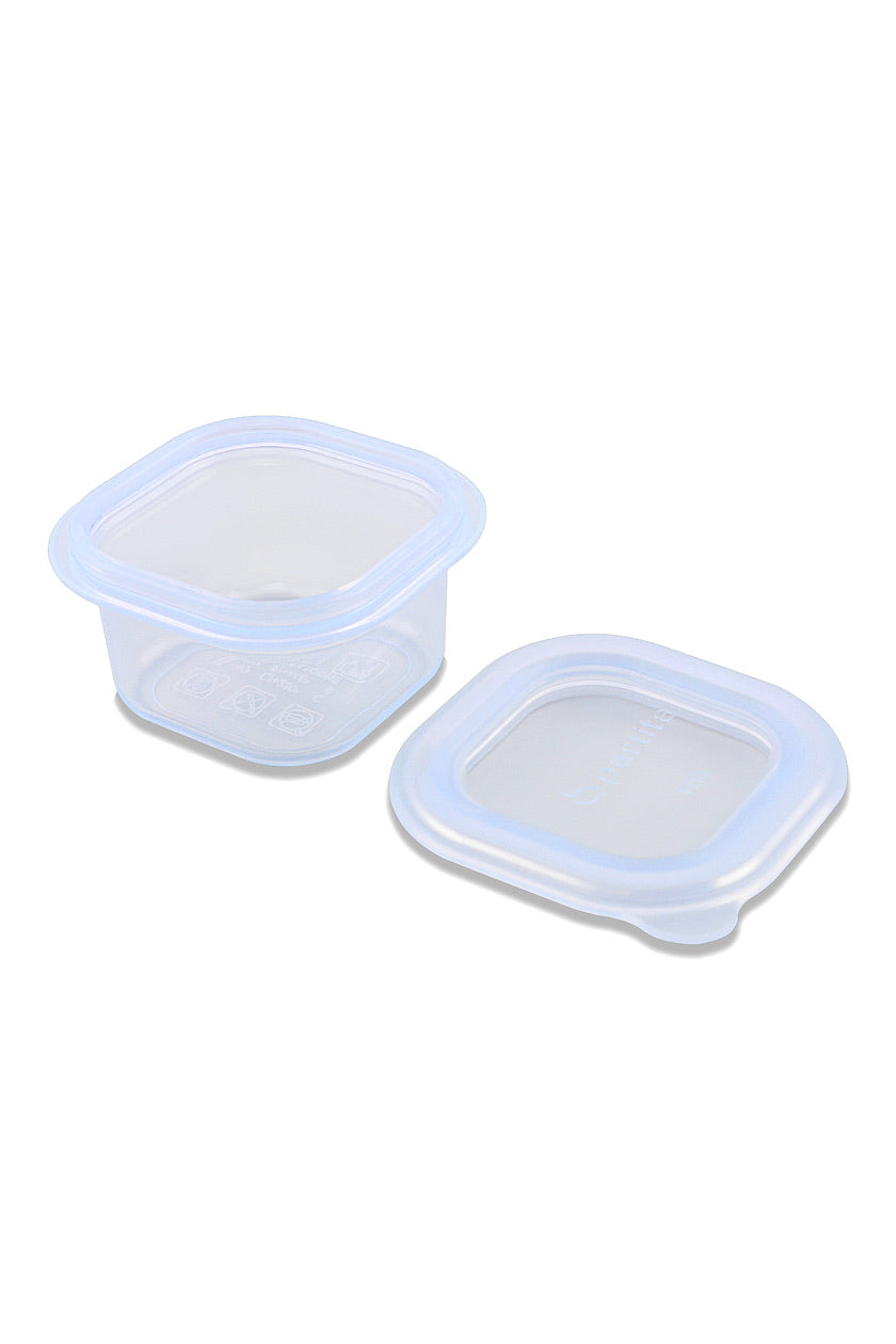 Minimal Silicone Sauce Containers - 180ml Pack of Two