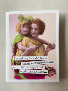Raven'a Rest Studio Card - Parent Appreciation