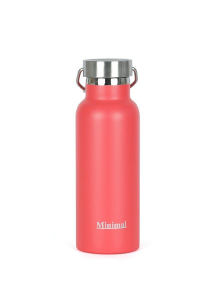 Minimal Insulated Water Flask - 17oz