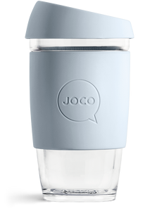 Joco 16oz Reusable Glass Cup