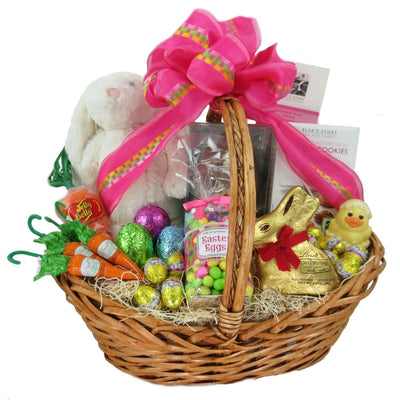 The Happy Easter Gift Basket